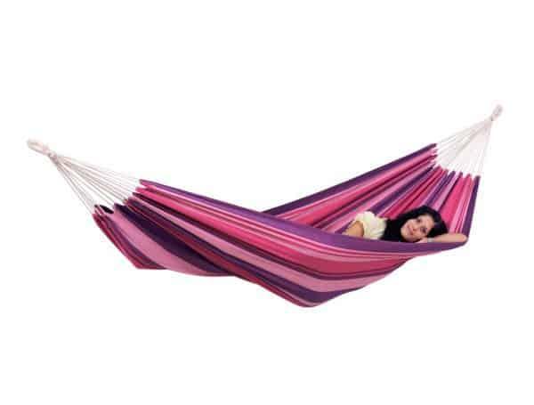 M&S Hangmat Tahiti Amazonas candy roos