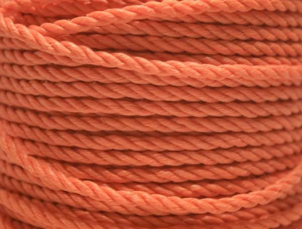Geslagen polyethyleen touw, Van der Stuyf