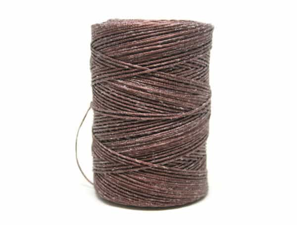 Nylon kabel bruin, Van der Stuyf