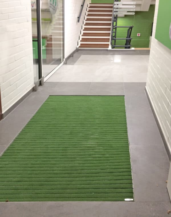Cleanmid B-Dry/Scrub rol groen inkommat Verimpex, Van der Stuyf