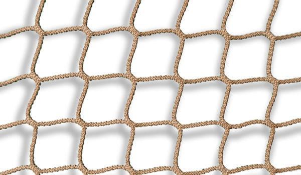 Balustradenetten beige steenkleur, Van der Stuyf