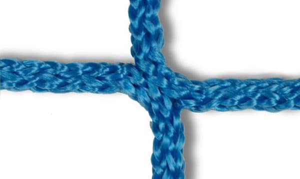 Knooploze netten blauw, Van der Stuyf