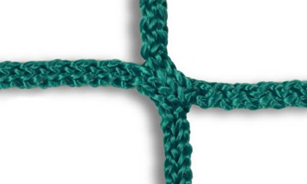 Knooploze netten groen, Van der Stuyf