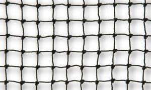 Vogelweringsnetten zwart, 12mm, 17mm bij Van der Stuyf